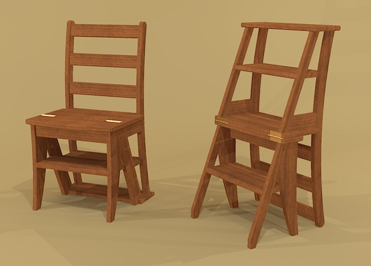 Creekside Woodshop Sketchup Drawings
