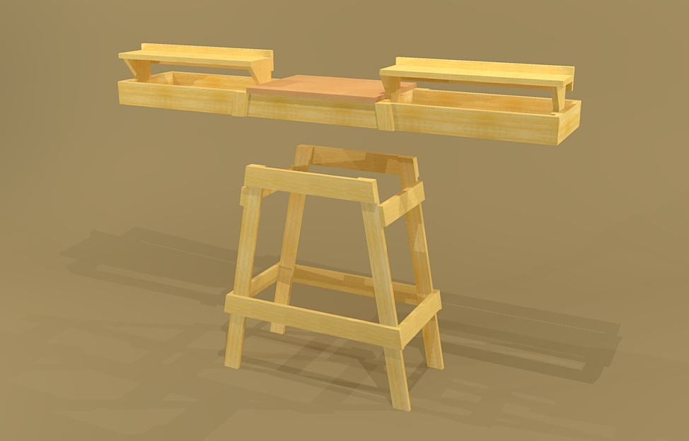 Guide Woodworking Tell A Free Table Saw Bench Plans