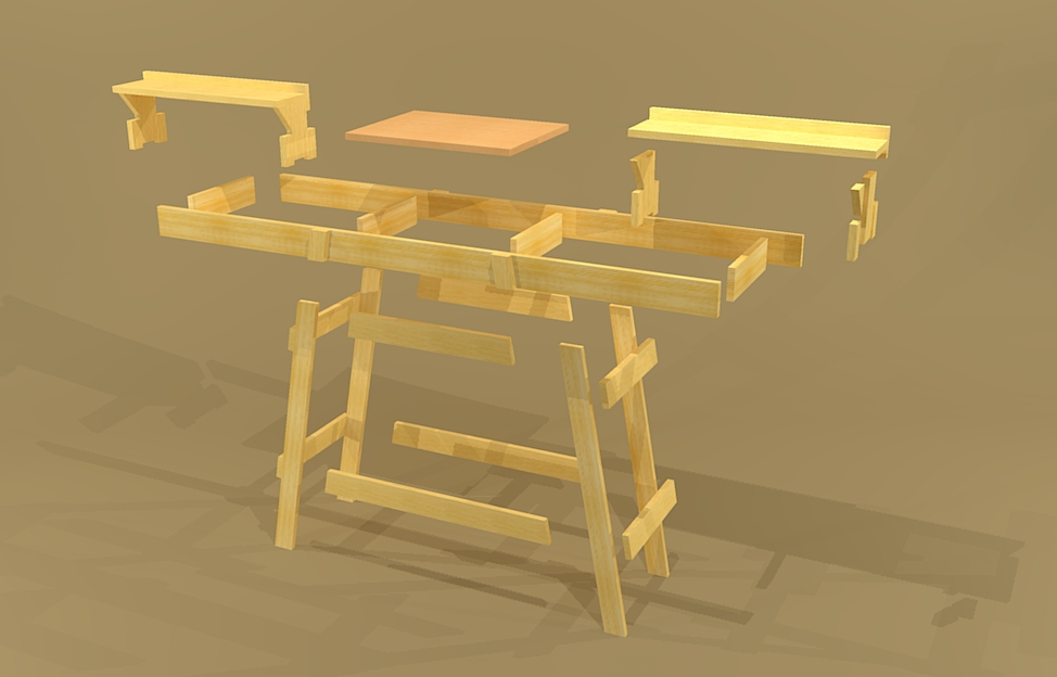 Rolling Folding Tables Images In
