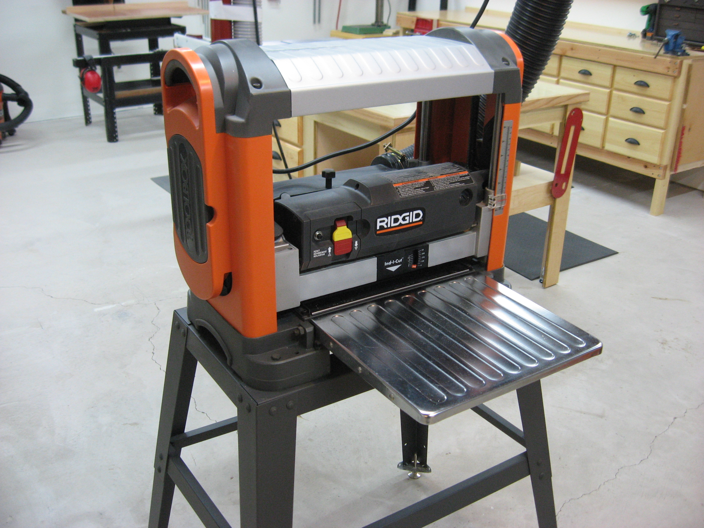 Ridgid planer rollers images for 12 inch ridgid table saw
